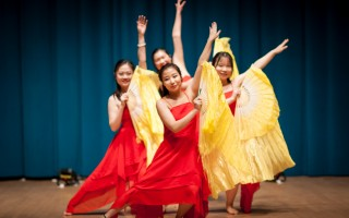 I see fire - 2016 CUODA Dance Show